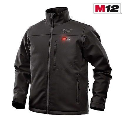 Manteau chauffant modèle pour homme Toughshell (202-21)  Outilshop